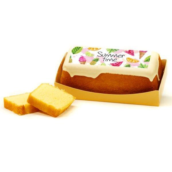 Logo cake L