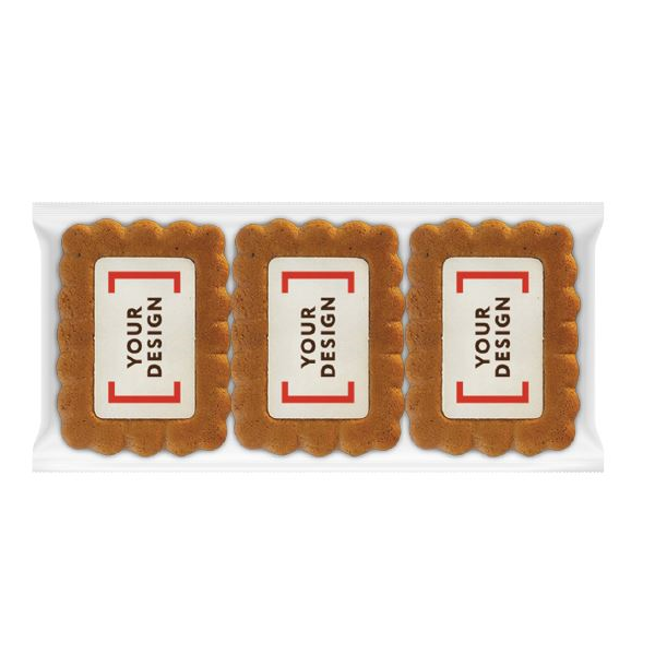 Gingerbread cookies 3-pack